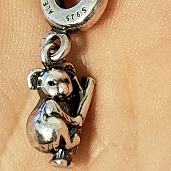 Pandora Koala Bear Dangle Charm
